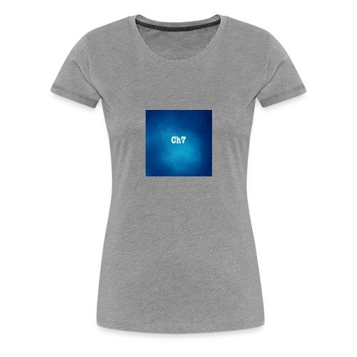 ch7 games - Women's Premium T-Shirt