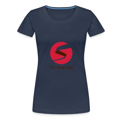 New Stan Logo - Women's Premium T-Shirt