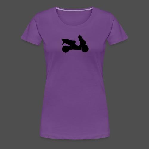 Roller 9RO11 - Koszulka damska Premium