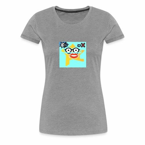 Star bomb - Frauen Premium T-Shirt