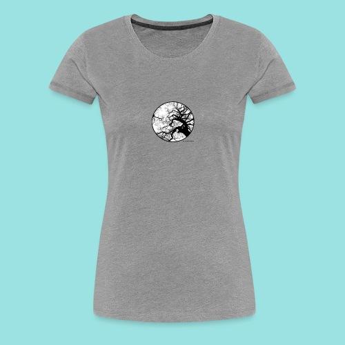 Baum, Natur, Umwelt, Wald, Mutter Erde, Bäume, Art - Frauen Premium T-Shirt