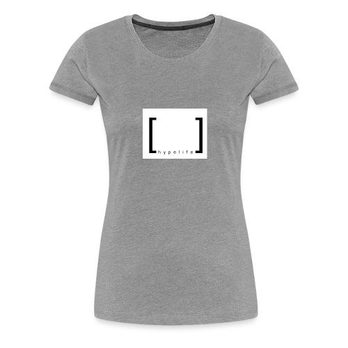 HypeLife - Camiseta premium mujer
