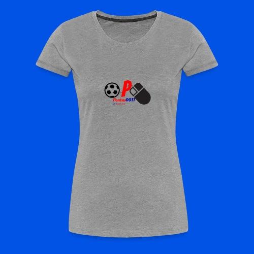 Mousepad 2016 logotyp - Premium-T-shirt dam