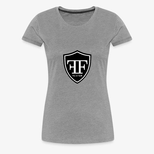 Force & Famille Principal - T-shirt Premium Femme