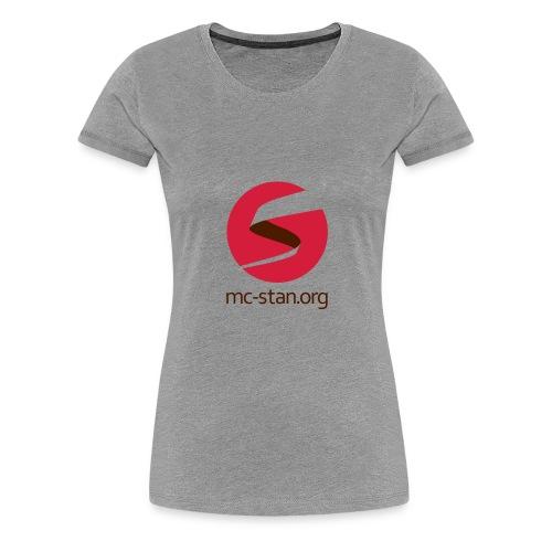 New Stan Logo - Women's Premium T-Shirt