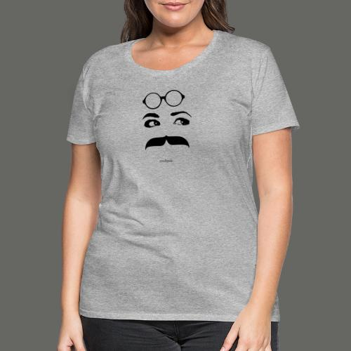 Mousteyeche First -nero- - Maglietta Premium da donna