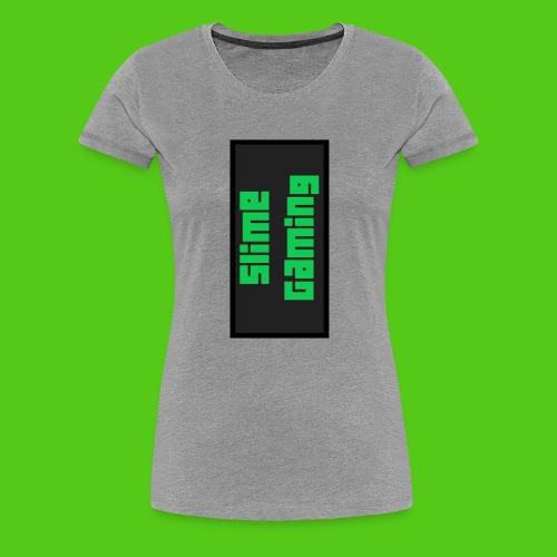 phone slimegaming jpg - Women's Premium T-Shirt