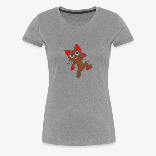 LusTiger - Frauen Premium T-Shirt
