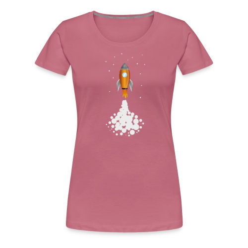 Fuse e - T-shirt Premium Femme