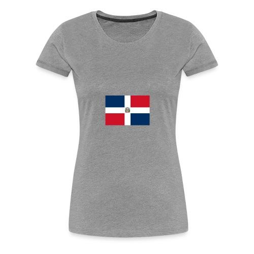 republique dominicaine - T-shirt Premium Femme