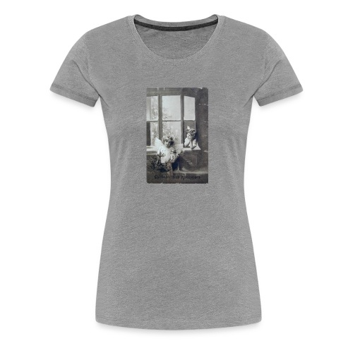 Little angels - Women's Premium T-Shirt