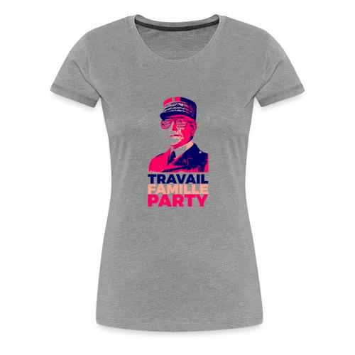 Alt-Nationalisme - T-shirt Premium Femme