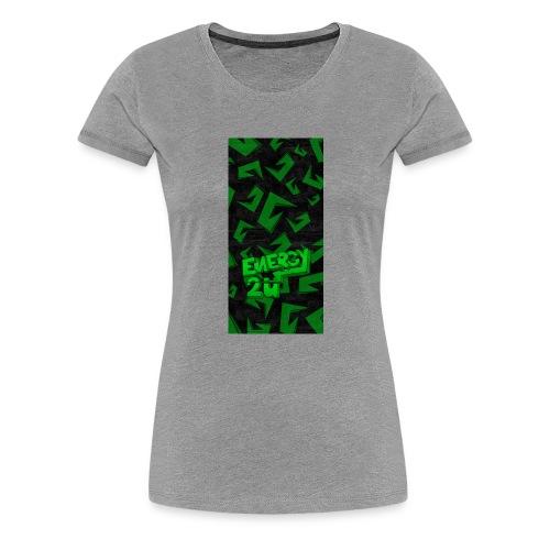hoesje - Vrouwen Premium T-shirt