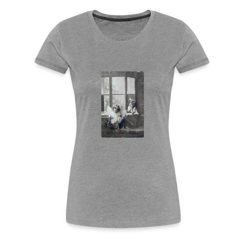 Little angels - Women's Premium T-Shirt
