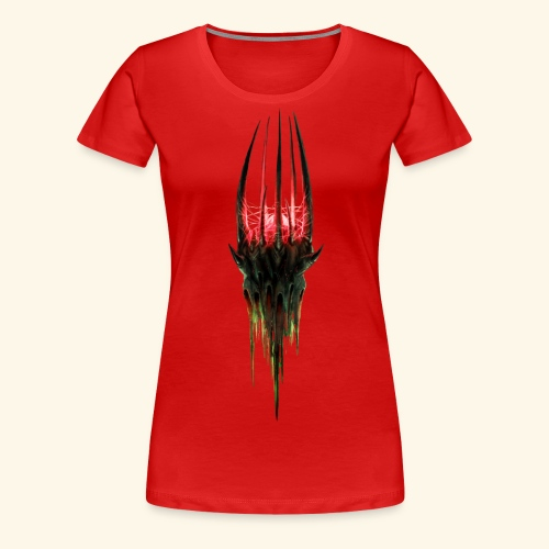 Pirate Galaxy Hive - Women's Premium T-Shirt