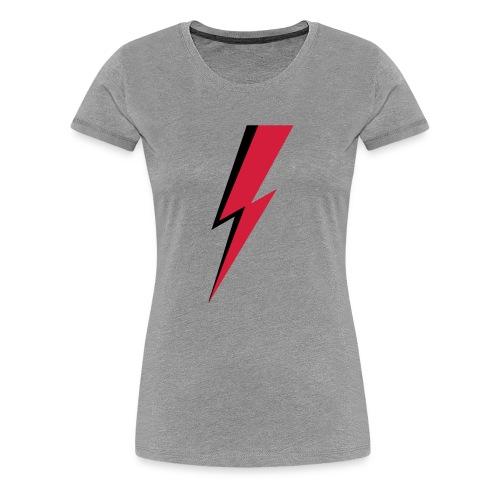 Blitz, Musik, dance, rebel, flash, heroes, comic - Frauen Premium T-Shirt