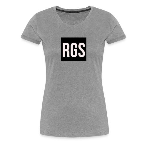 RGS_Profile_Logo - Women's Premium T-Shirt