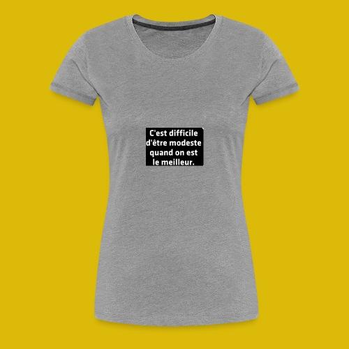 PAR FEE - T-shirt Premium Femme
