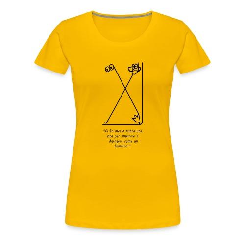 strumenti creativi - Maglietta Premium da donna