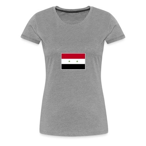 nidal - Dame premium T-shirt