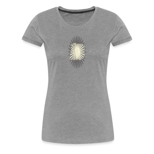 Windowflower - Premium T-skjorte for kvinner