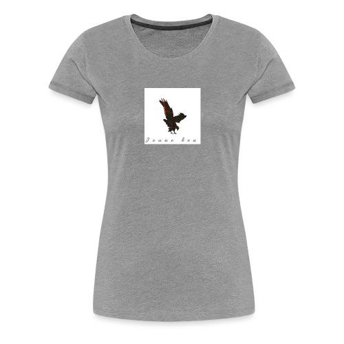 Jeune ben eagles lave - T-shirt Premium Femme
