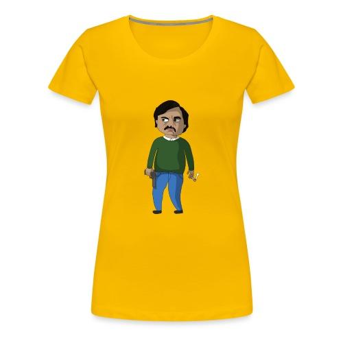 PABLO - T-shirt Premium Femme