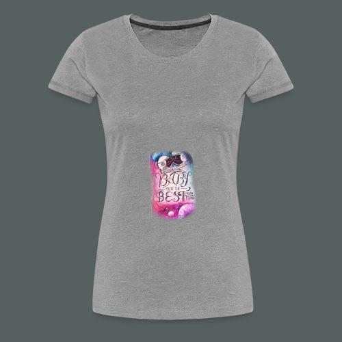galaxie baby - T-shirt Premium Femme