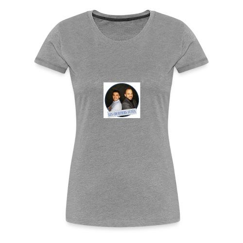 Courtier Futés - T-shirt Premium Femme