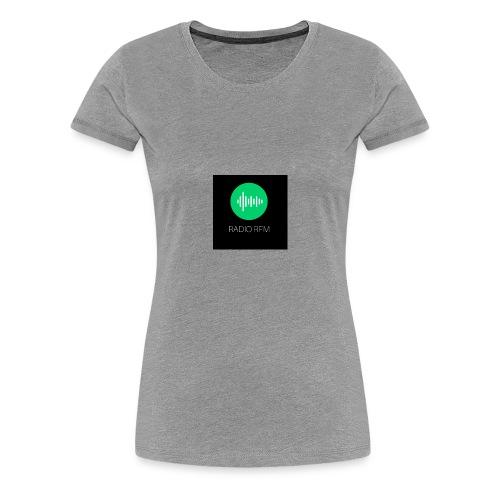 RFM Bedrijfkleding - Vrouwen Premium T-shirt