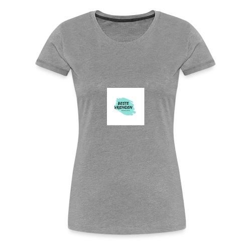 beste vriendeSpace - Vrouwen Premium T-shirt