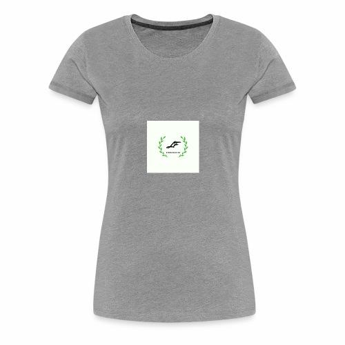 LF Premium - Frauen Premium T-Shirt