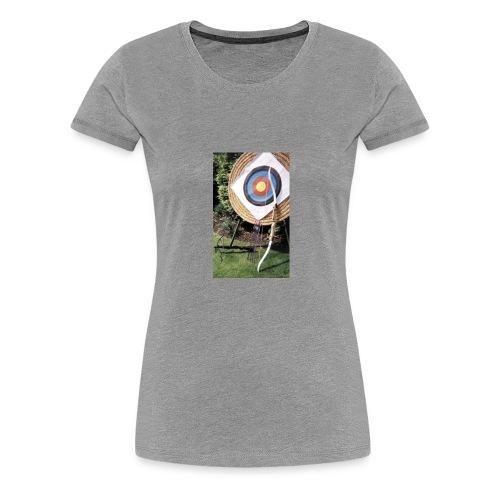 BABF011C E739 4CBC 8994 EFE1B1961AEC - Premium T-skjorte for kvinner