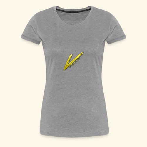 VaddaTv - Women's Premium T-Shirt
