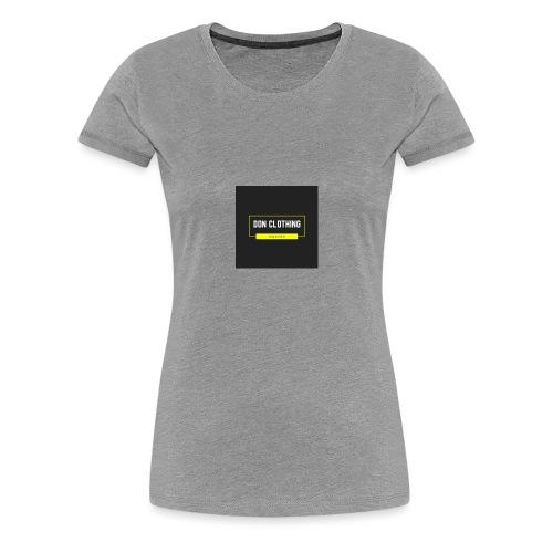 Don kläder - Premium-T-shirt dam