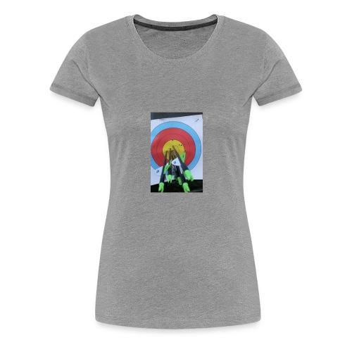 F1C5C2F0 28A3 455F 8EBD C3B4A6A01B45 - Premium T-skjorte for kvinner