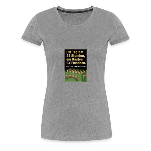 Bauern Sprüche - Frauen Premium T-Shirt