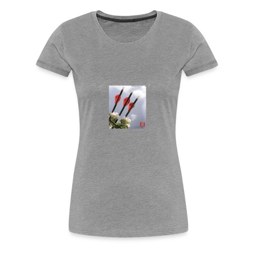 1D1804D0 95F8 42E0 9110 304554AA7794 - Premium T-skjorte for kvinner