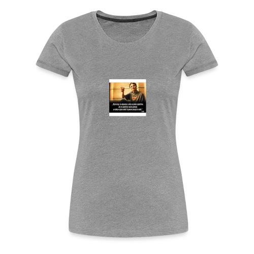 Chick washer - Women's Premium T-Shirt