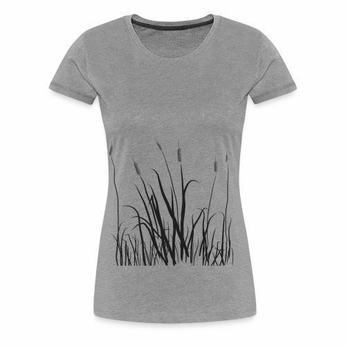 The grass is tall - Maglietta Premium da donna