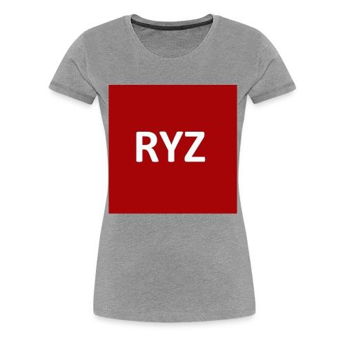 RYZ For Summer Edition - Frauen Premium T-Shirt