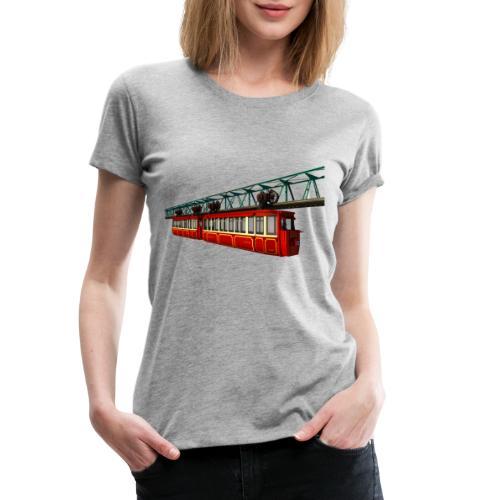 Kaiserwagen - Frauen Premium T-Shirt