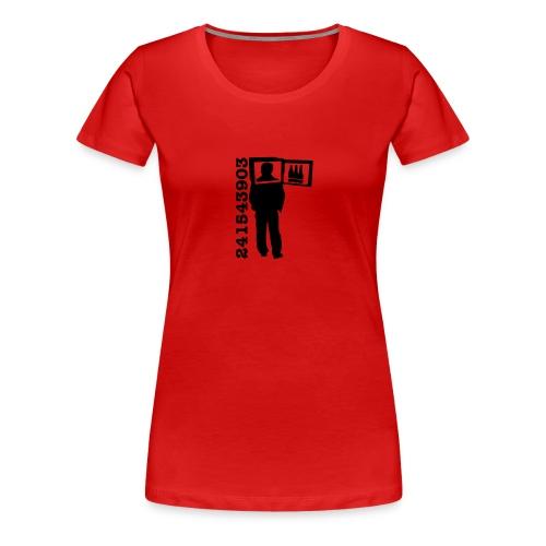 241543903 - Vrouwen Premium T-shirt