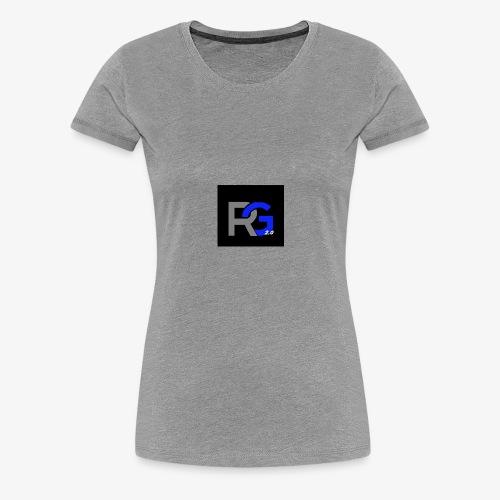 T-shirt Rickygaming2.0 - Vrouwen Premium T-shirt