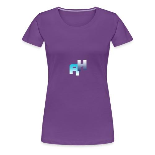 Logo-1 - Maglietta Premium da donna