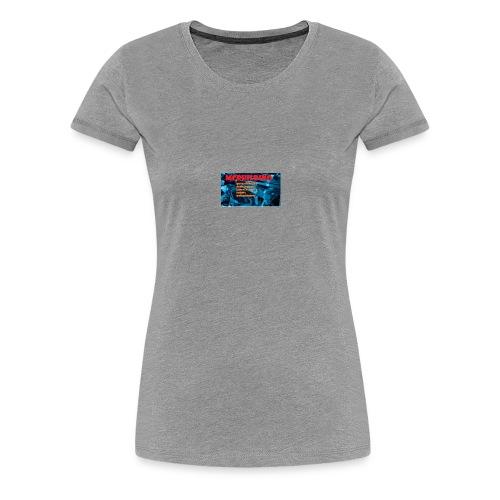 genser - Premium T-skjorte for kvinner