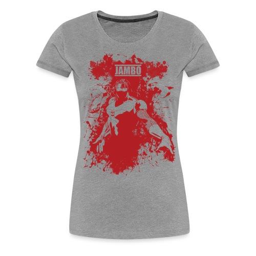 Jambo Splat - Women's Premium T-Shirt