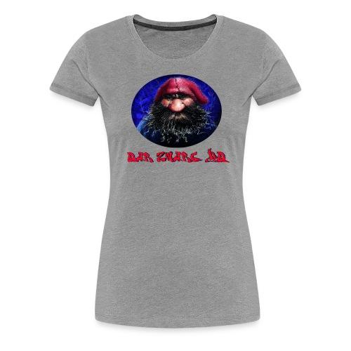 DerZwergHD (w) - Frauen Premium T-Shirt