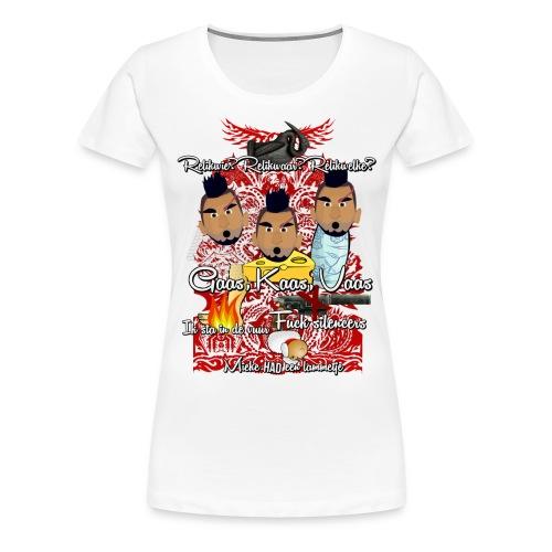 vaas png - Vrouwen Premium T-shirt