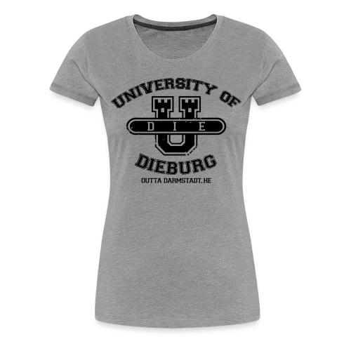 die design - Frauen Premium T-Shirt